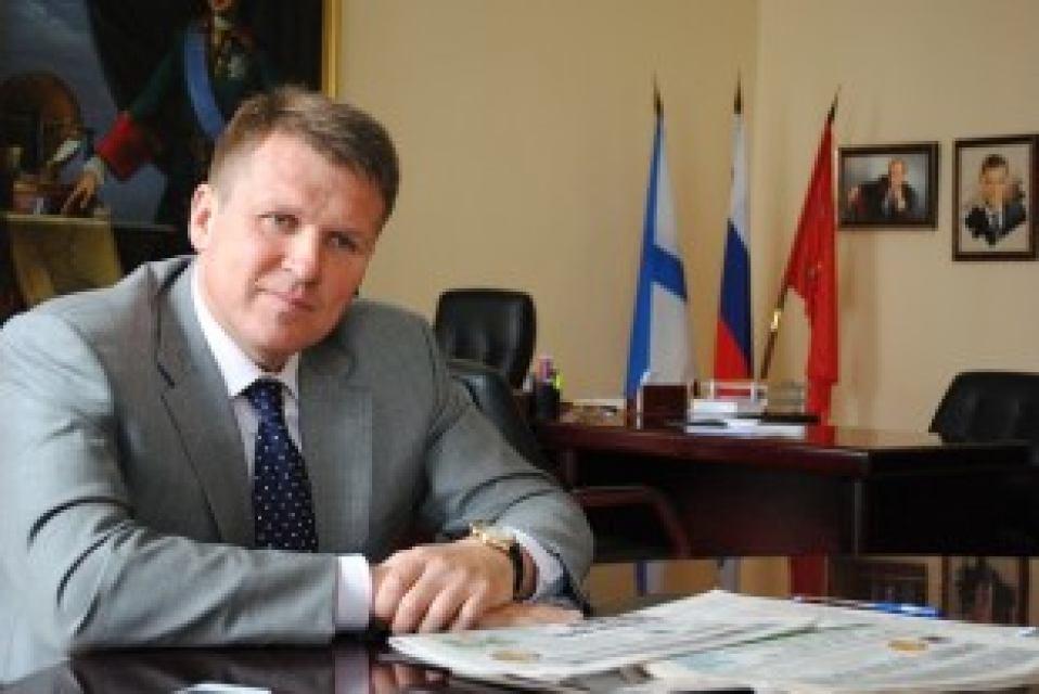 Глава Калининского района
