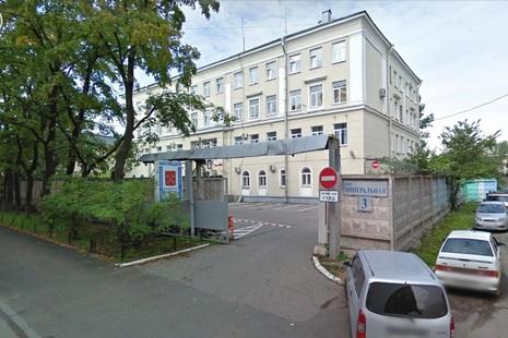УМВД Калининского района